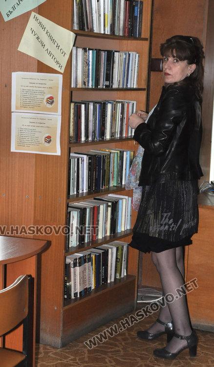 "Петокласници от ""Христо Смирненски"" станаха библиотекари за един ден"