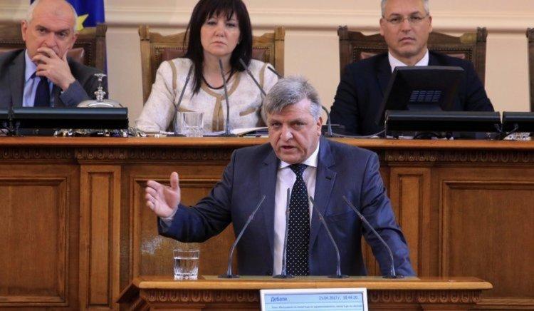 СГС оправда депутата Манол Генов