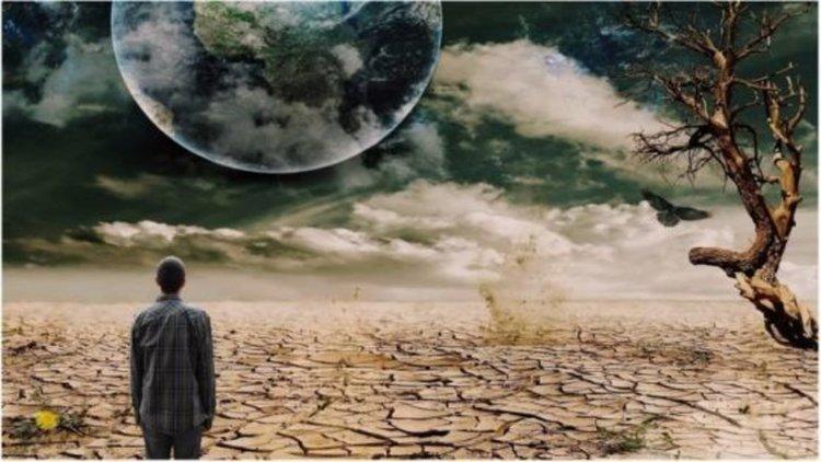 Какво е живот? Откъде идваме, къде трябва да отидем и къде, по дяволите, са всички? Кредит: Pixel2013/Pixabay)