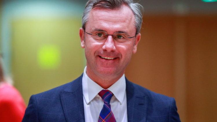 Норберт Хофер поема Австрийската партия на свободата след корупционния мегаскандал
