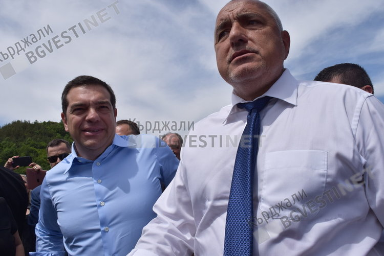 Борисов:  Газопроводите на Балканите вече формират Балкански поток