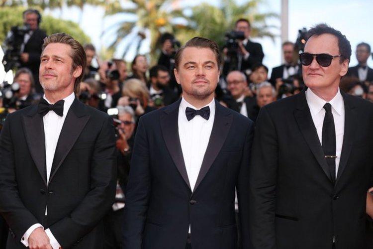 Шест минути овации след новия филм на Тарантино в Кан