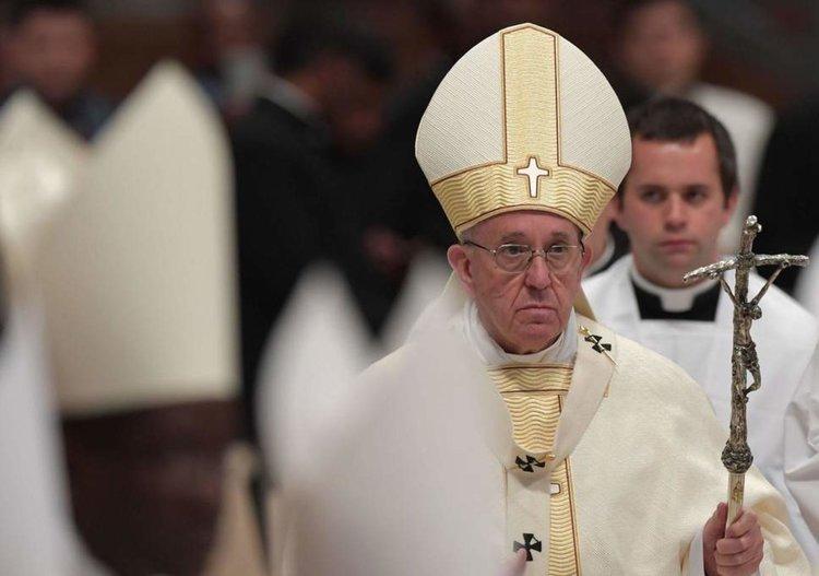 Цвета Караянчева с официална делегация на аудиенция при папа Франциск на 24 май