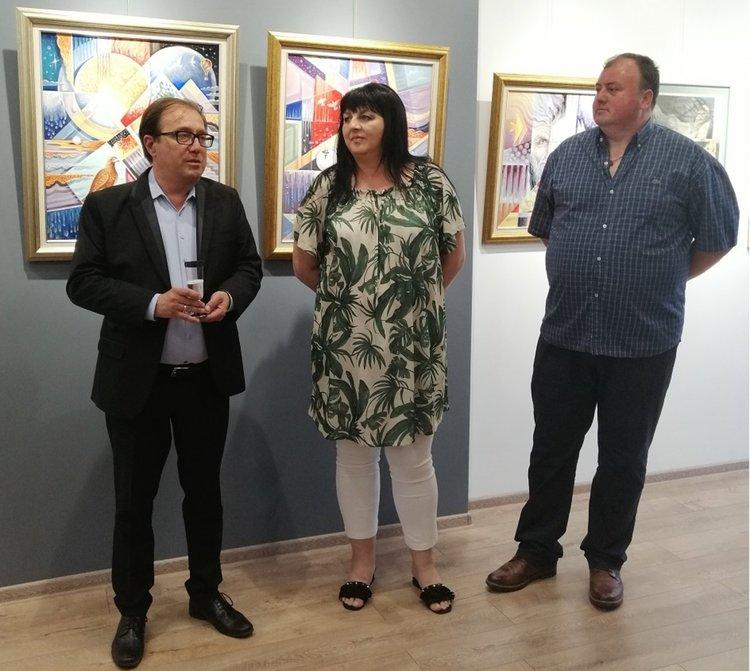 Частна галерия отвори врати в Асеновград