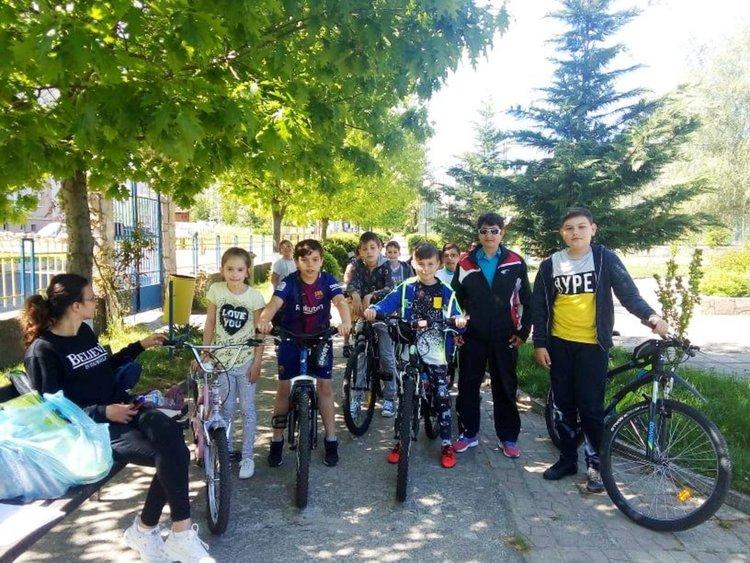 Детско велосъстезание се проведе в Ардино