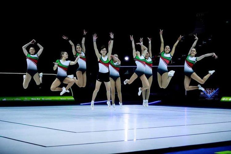 iснимки:Aerobic Union Bulgaria