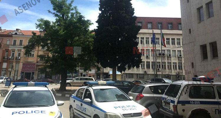ОД на МВР: Работи се по криминално престъпление в Асеновград