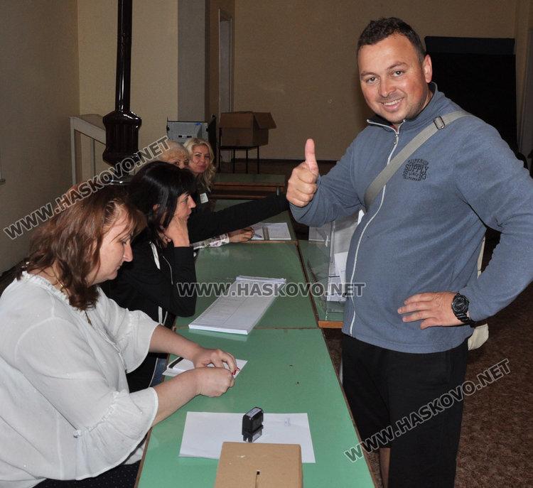 Най-висок предиобеден вот в Стамболово