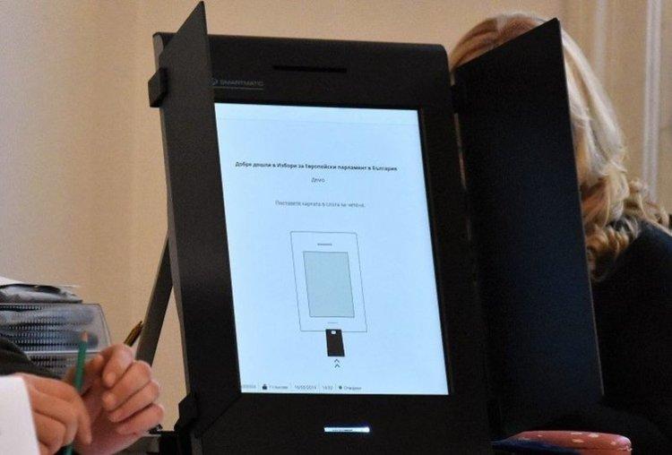 В 1139 секции преференциите при машинно гласуване не са отчетени коректно
