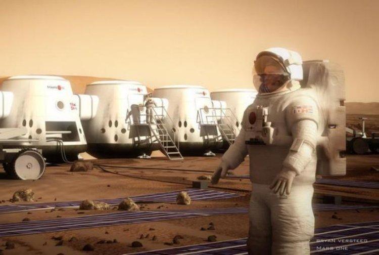 Ако сега тръгне пилотирана мисия към Марс, почти сигурно астронавтите ще загинат