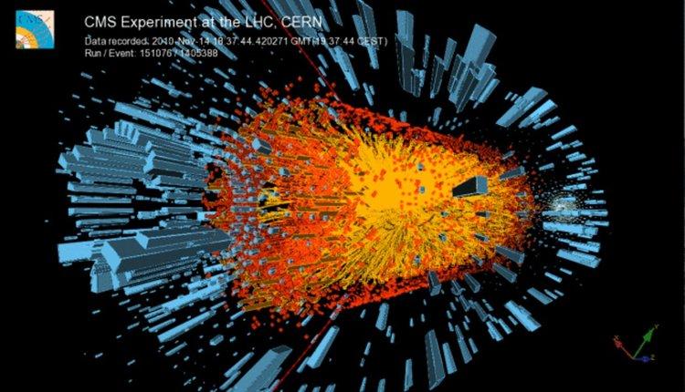 Търсят чудовищен Хигс бозон с Големия адронен колайдер. Може да държи съдбата на Вселената