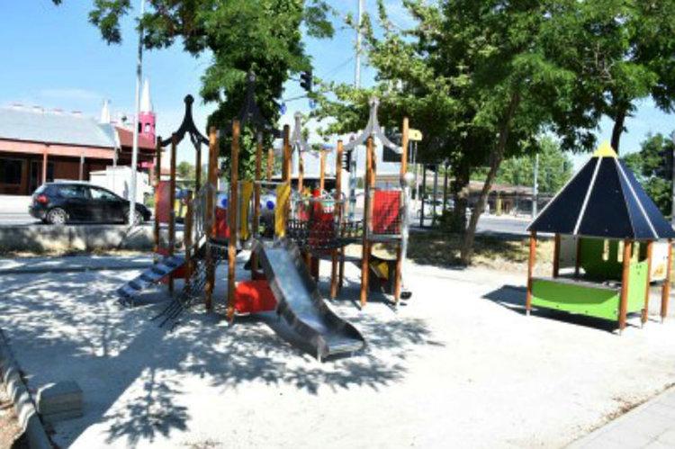 Вижте къде ще е най-голямата детска площадка в Пловдив