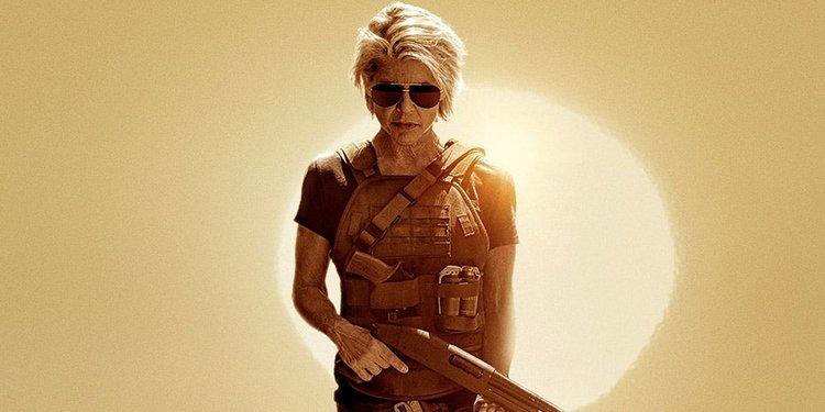 I'll be back! Първи тийзър на Terminator: Dark Fate