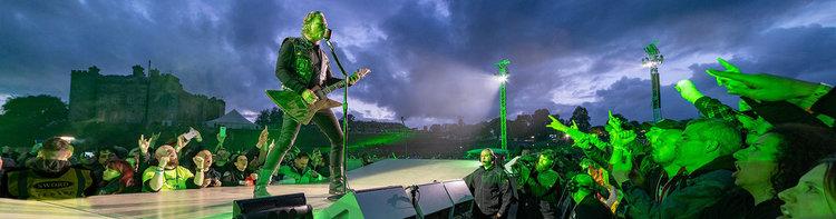 Хиляди пеят с Metallica в Ирландия (видео)