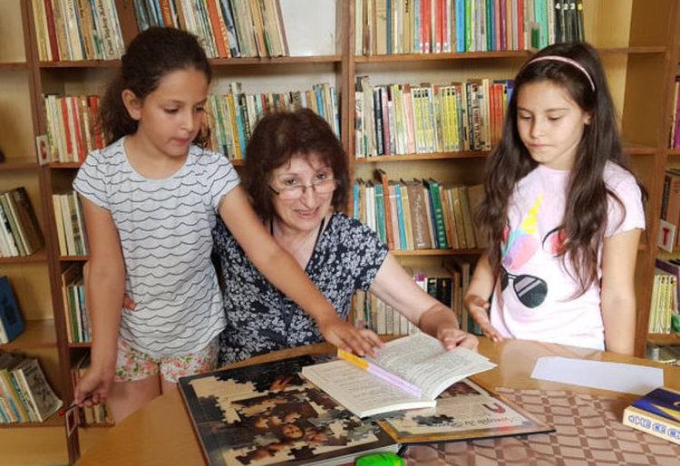 Игротека  в първомайското читалище очаква деца през лятото