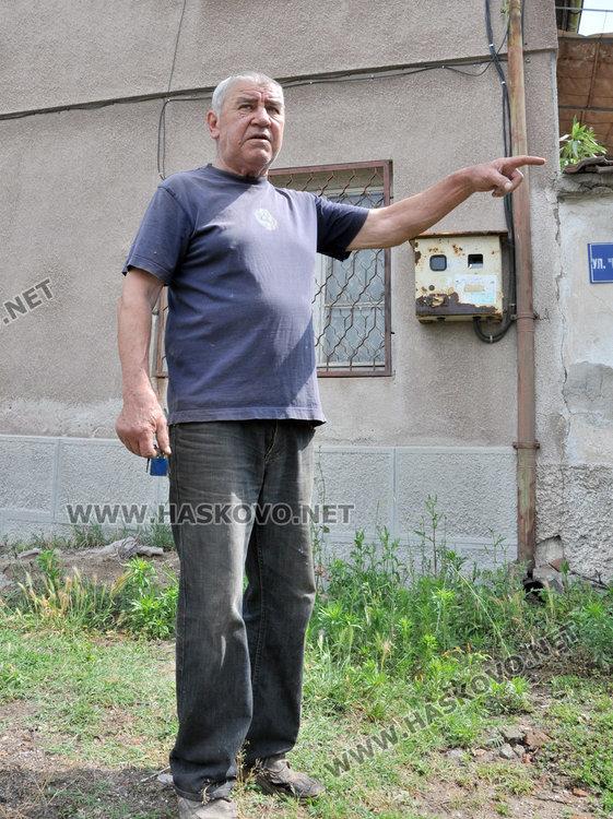 """Заради авария затвориха улицата до училище """"Кирил и Методий"""""""