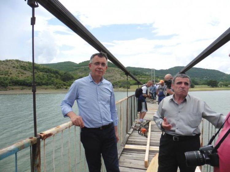 Инж. Хасан Азис: До 15 юни мостът до Лисиците ще бъде ремонтиран