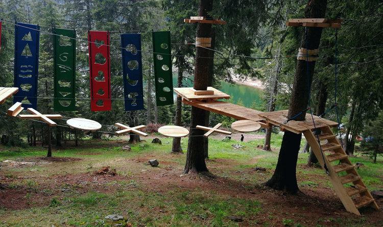 Пампорово открива нов парк за водни и горски приключения в местността Язовира