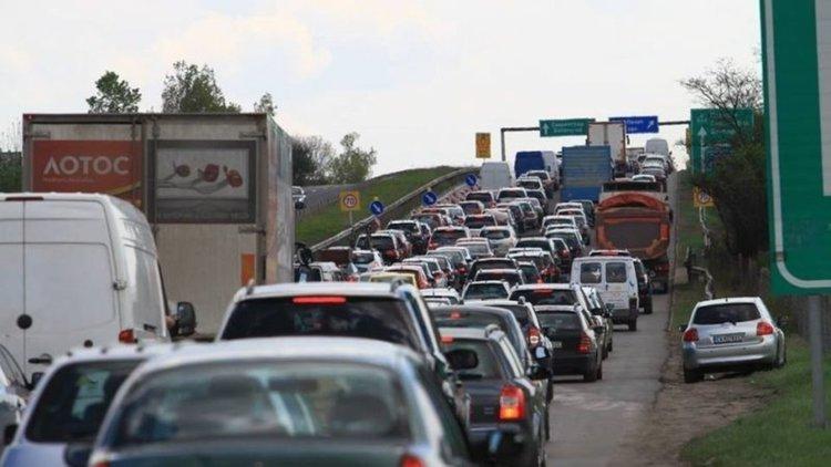 Серия верижни катастрофи блокираха магистрала 'Тракия'