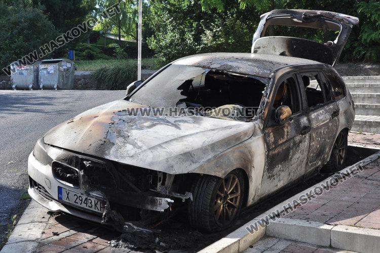 Софиянец подпалил БМВ-то на Даймянова по поръчка на Руснака