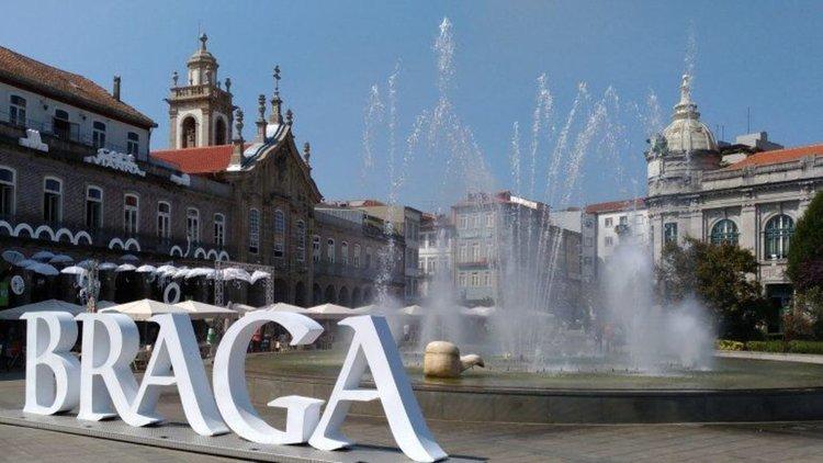 гр. Брага, Португалия