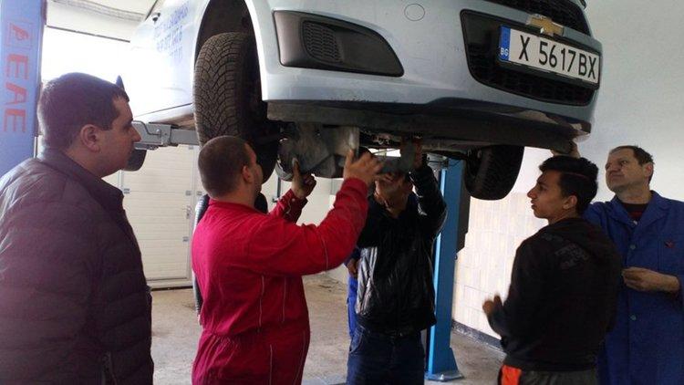 """""""Port2Auto"""" ще заведе 20 ученици от ПГТАТ """"Н. Вапцаров""""  на професионална практика в Португалия"""