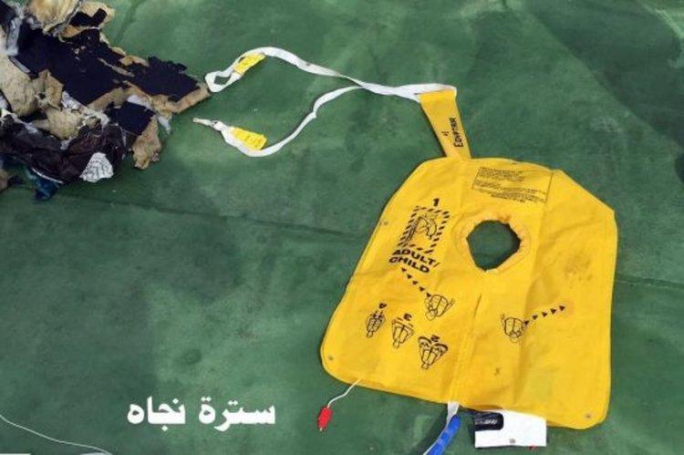 Египетският самолет е имал три опита за аварийно кацане