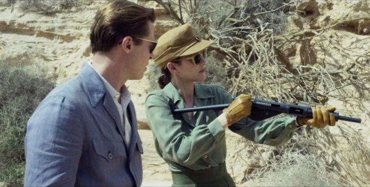 Брад Пит и Марион Котияр срещу нацистите в шпионска драма (трейлър)