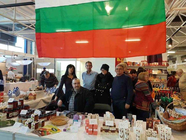 Делегация от Първомай представи местния бизнес в Хърватска и участва в благотворителен търг