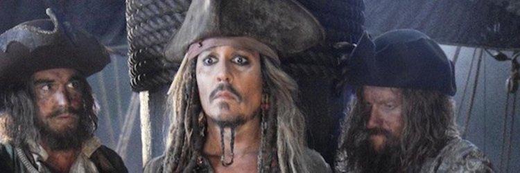 Карибски пирати: Мъртвите не говорят (трейлър)
