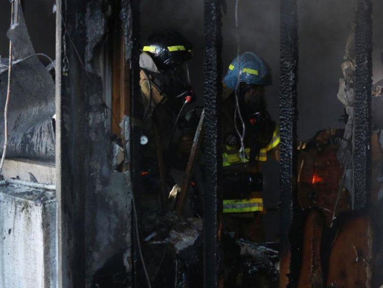 41 загинали и близо 80 ранени в пожар в южнокорейска болница