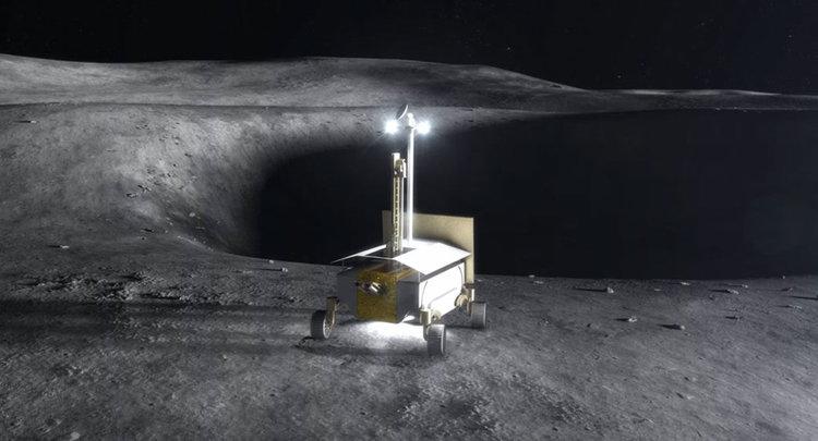 НАСА неочаквано отмени лунния ровър