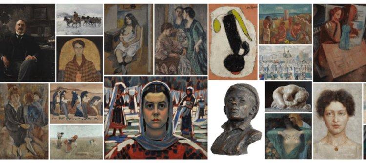 Националната галерия включи творби на български модернисти в Google Arts & Culture