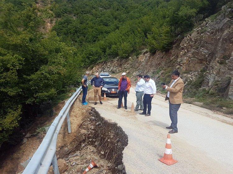Макар и тесен и с много завои, пътят от Златоград към Гърция е най-слабо натоварен и много хора предпочитат да пътуват по него, за да избегнат летните задръствания към гръцките плажове