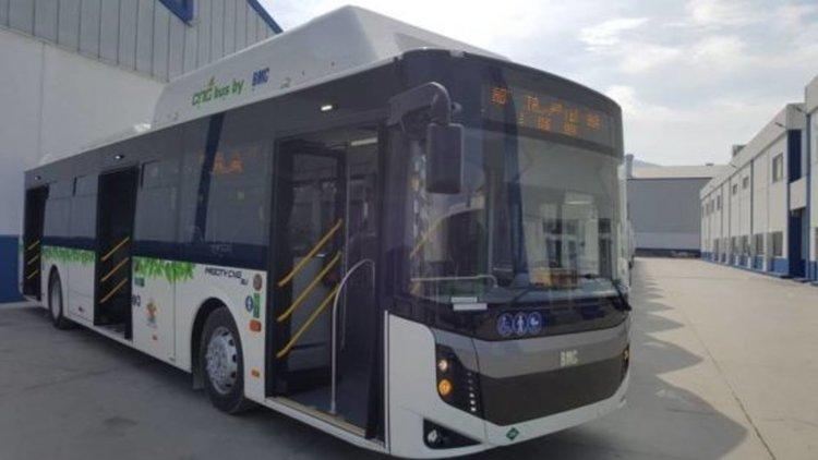 София с 60 нови градски автобуса на природен газ