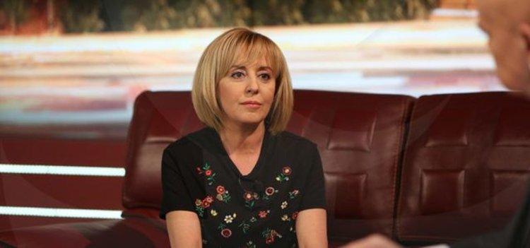 Мая Манолова към Слави Трифонов: Аз съм по-добра като омбудсман, отколкото като политик, Вие - като водещ, не като журналист