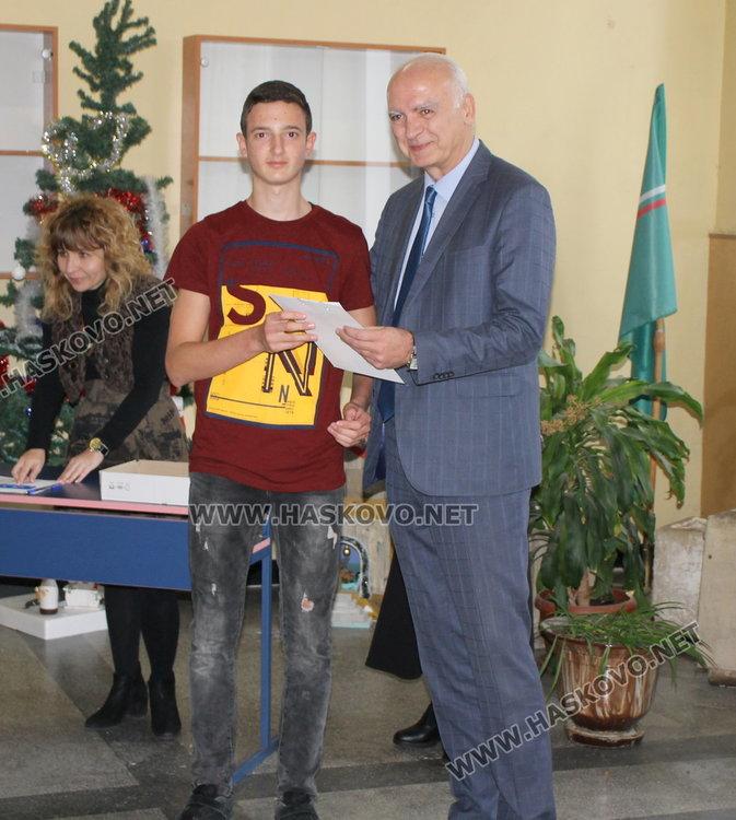 49 даровити Вазовци получиха стипендии на церемония в ПМГ