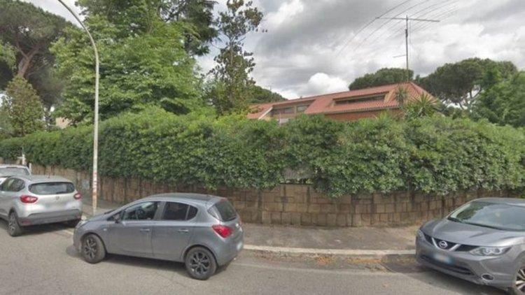 Посолството на КНДР в Рим. Сн.: Google Maps