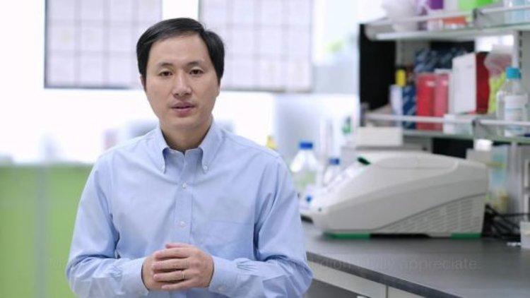 Смъртно наказание грози китайския учен, направил първите генно-редактирани бебета