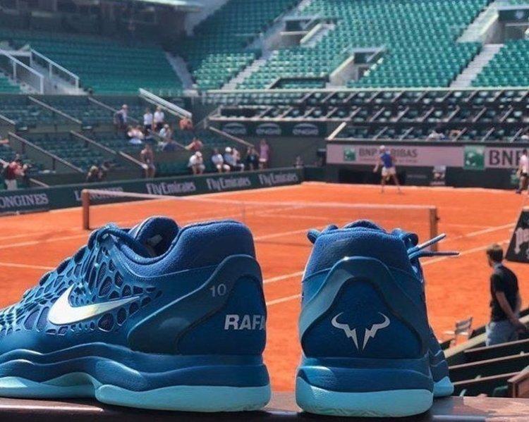 Надал отваря академия за тенис на Балканите