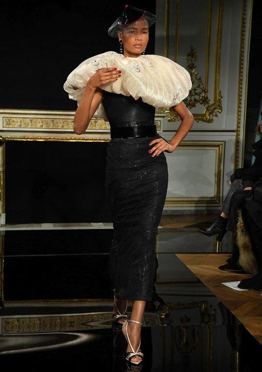 Класиката Armani: Джорджо Армани обра овациите в Париж