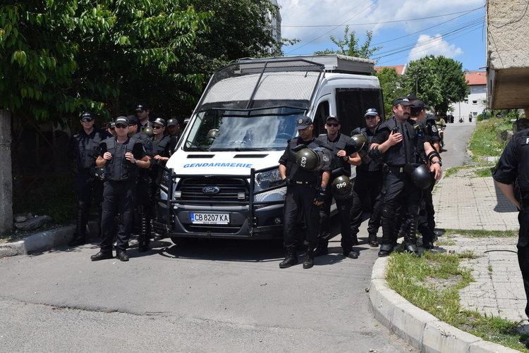 Златко Каменов-Златето е единият от проверяваните в акцията на ГДБОП в Кърджали