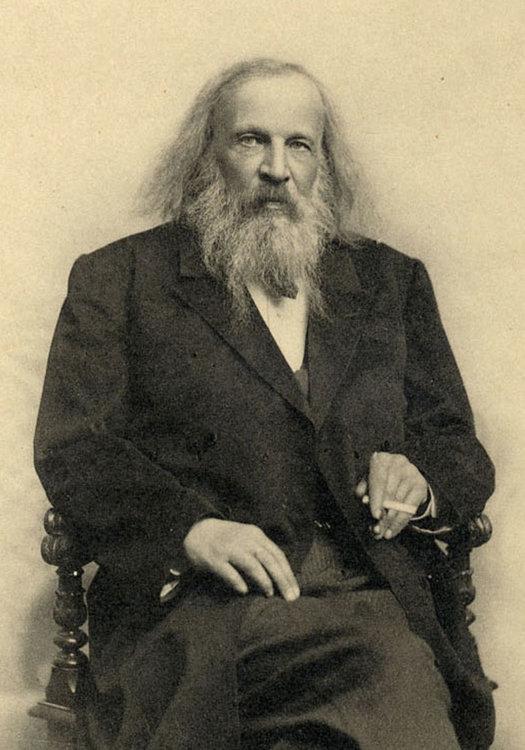 185 години от рождението на великия Менделеев