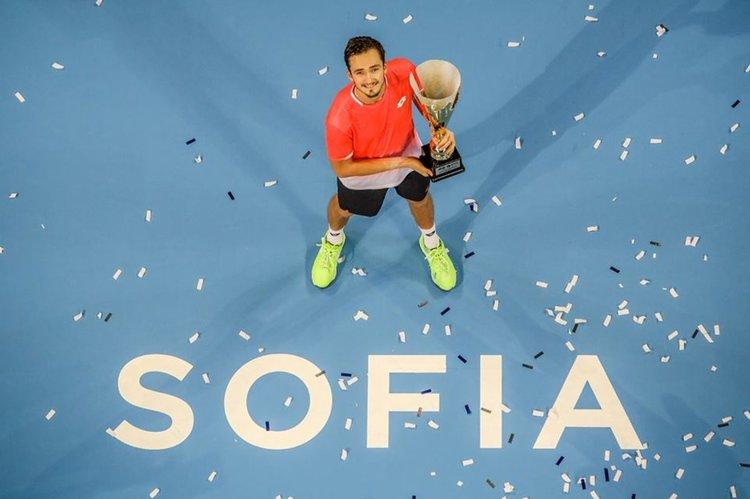 Снимки: Българска федерация по тенис и Министерство на младежта и спорта