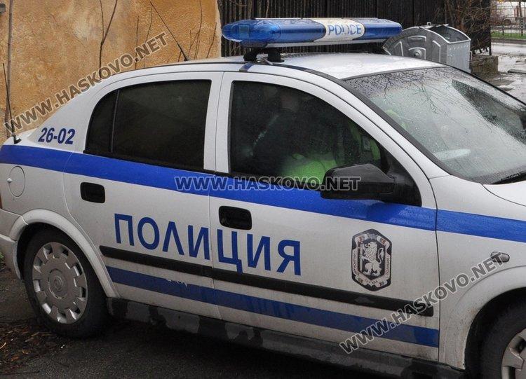 Пиян младеж удари охранител в заведение в Хасково