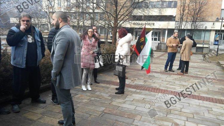 Ефрем Моллов отново не се яви в съда, делото за радикален ислям пак отложено