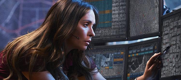 "Анджела Басет и Дженифър Лав Хюит в ""911"" по FOX през март"