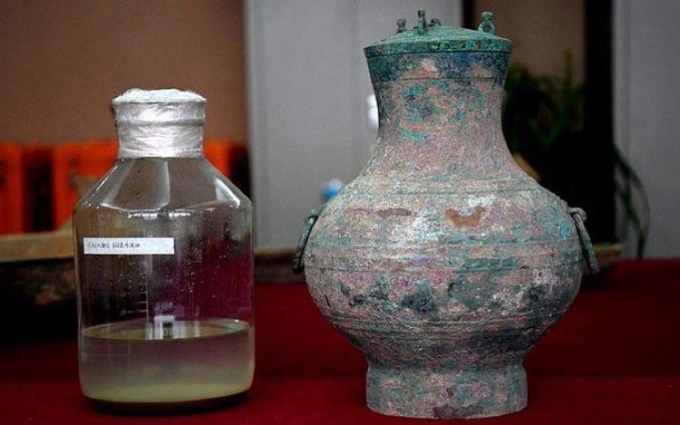 """Мистериозен """"еликсир на безсмъртието"""" открит в древна китайска гробница"""