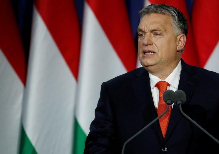 ЕНП откри процедура за изключване на Орбан