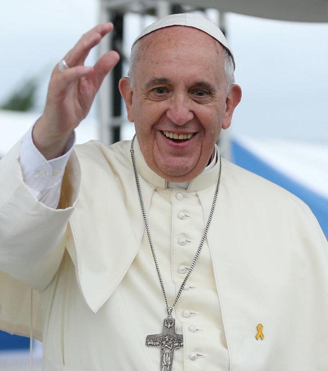 Стартира официалният сайт за посещението на папа Франциск в България